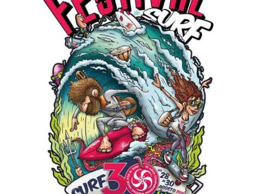 Regresa la Liga Fesurfing el circuito nacional masculino de surf