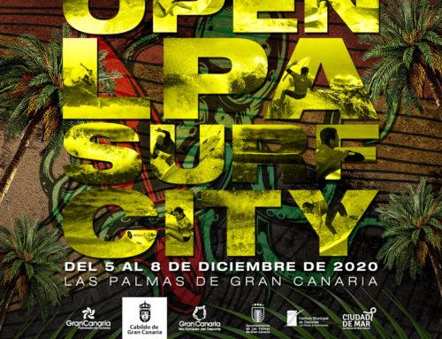 La última y decisiva prueba de La Liga Fesurfing será el Open LPA Surf City 2020