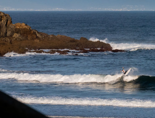 Luis Díaz se lleva la tercera prueba de la Liga Fesurfing Masculina
